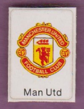 Manchester United Badge (B)